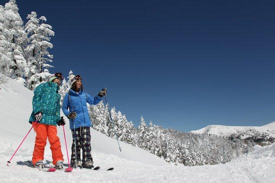 Kazawa Snow Area
