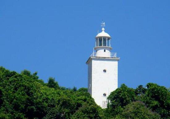Castelhanos Lighthouse Foto