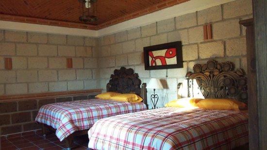 Villas Mahando: habitacion doble