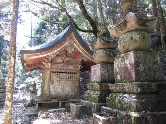 Koyasan Daishi Kyokai: Okunoin, Koyasan. Photos cannot do this place justice