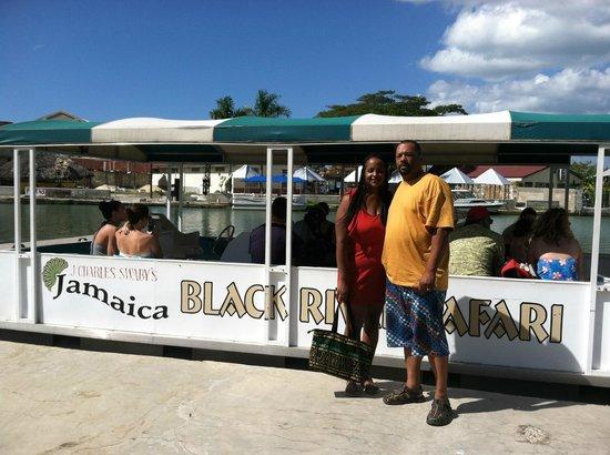 Antsman Tour Jamaica: Black RIver