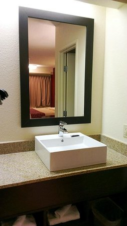 Red Roof PLUS+ Pittsburgh Monroeville: Bathroom by Jets Like Taxis