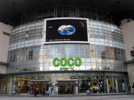Hasil gambar untuk Coco Park Shopping Centre