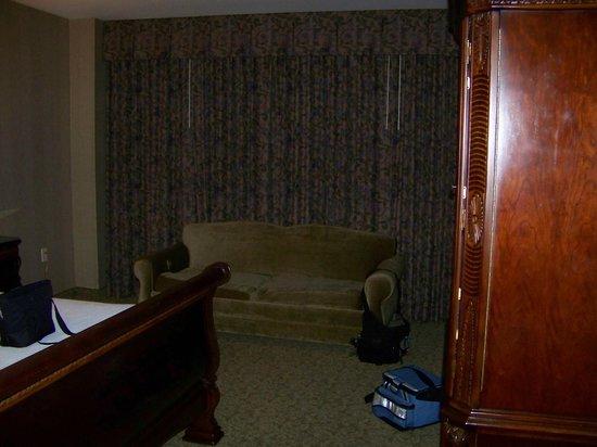 Carnegie Hotel: Rooom