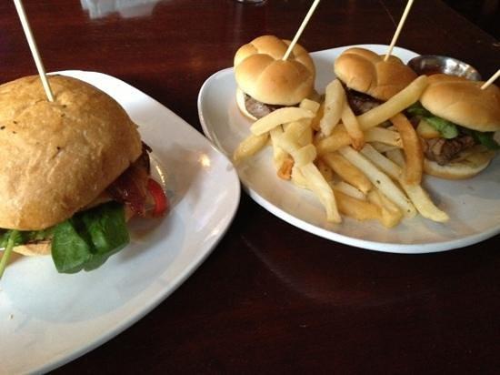 "Vandalia Grille: excellent sandwiches but fries were a ""miss"""
