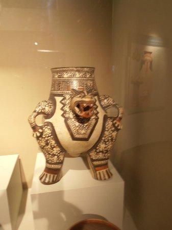 Museo del Jade: jarros