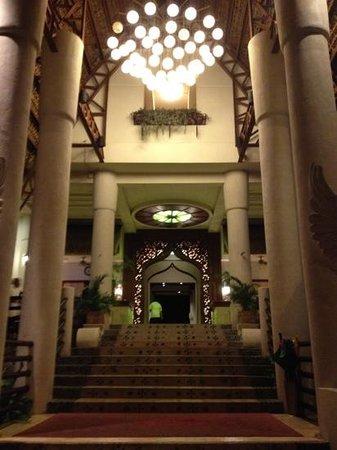 Java Hotel: Java entrance