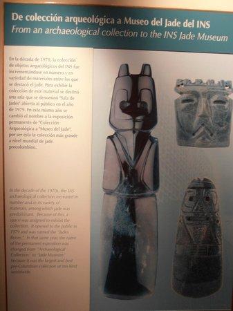 Museo del Jade: descripcion