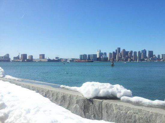 Hyatt Regency Boston Harbor: Nice harbor-view
