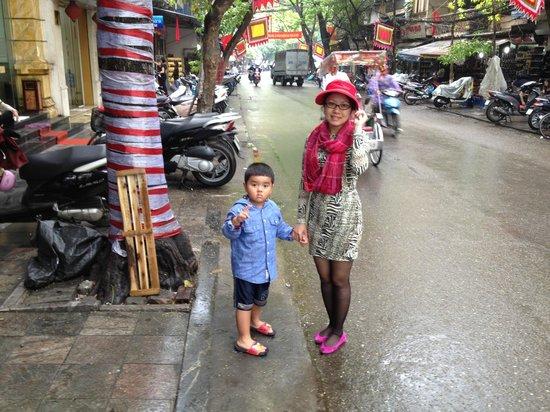 Hanoi Royal View Hotel: Old Quarter