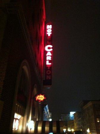Hotel Carlton, a Joie de Vivre hotel: Hot Carl