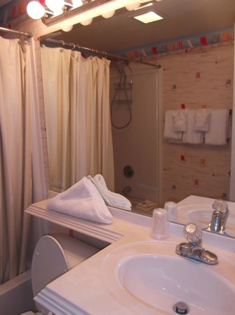 The Palace Resort: Bathroom