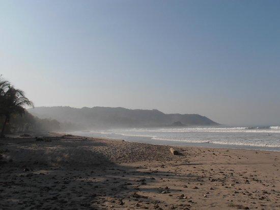 Playa Santa Teresa: hacia el sur