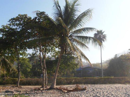Playa Santa Teresa: atardecer