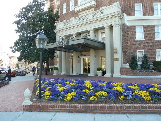 The Fairfax at Embassy Row, Washington, D.C.: Entry to the Fairfax