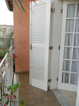 Cordialle Hotel : varanda