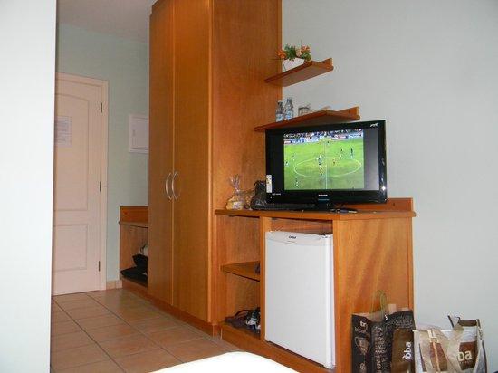 Cordialle Hotel : quarto