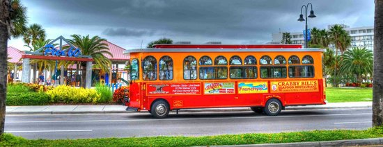 ‪Clearwater Jolley Trolley‬