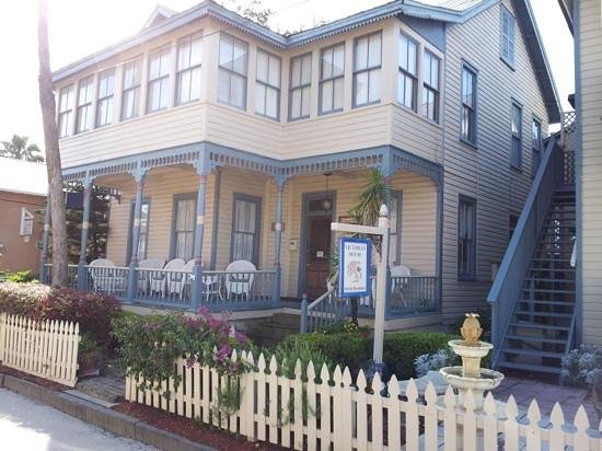 ‪فيكتوريان هاوس: Victorian House B&B, St Augustine, FL ... world class!‬