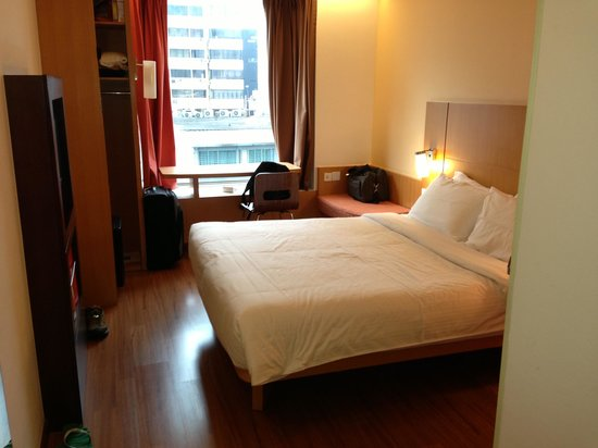 Ibis Singapore on Bencoolen: Room 540