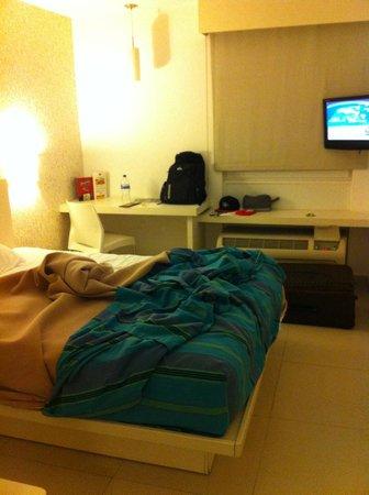 City Express Junior Cancun: Habitación