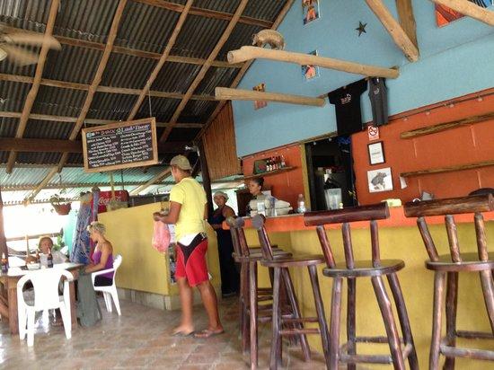 The Shack Restaurant and Bar: Inside the Shack