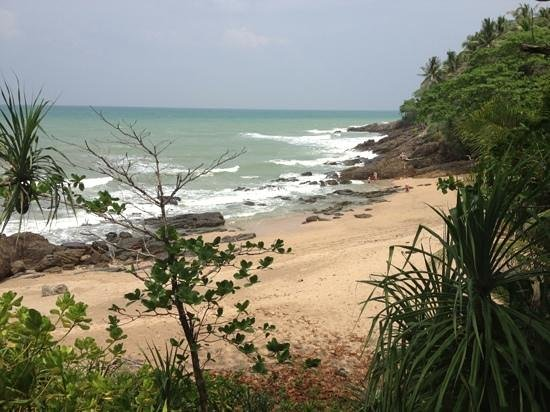 Lanta Coral Beach Resort: view from the restaurant