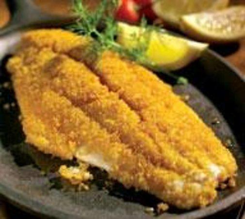 Batter's Box Eatery & Pub: Friday Night Catfish Special