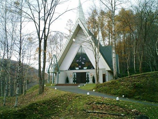 Kitayuzawa Mori no Soraniwa: 緑の森の教会