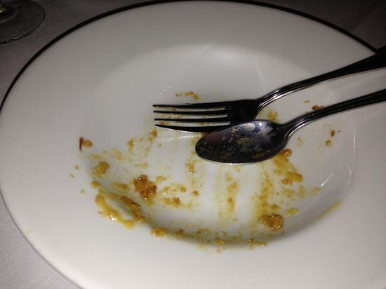 The Bull: What's left of my bread pudding