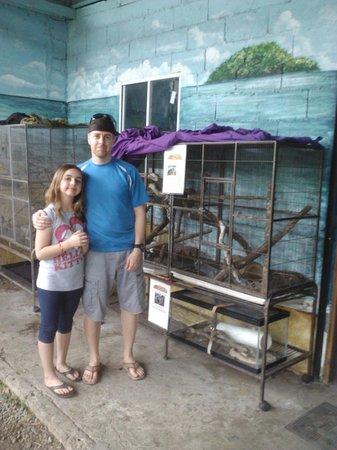 Jungla de Panama Wildlife Refuge: snakes