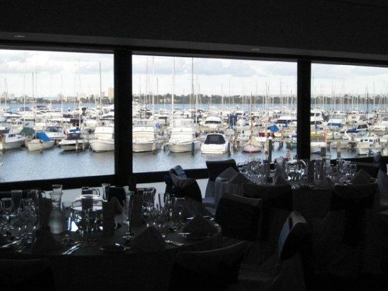 Matilda Bay Restaurant: Amazing view