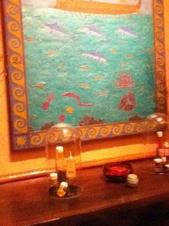 Atlantis, The Palm: Bathroom decor