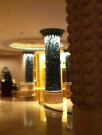 Atlantis, The Palm: grounds