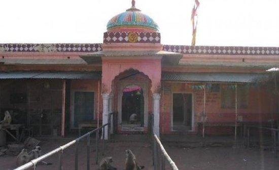 Chouth Mata Temple