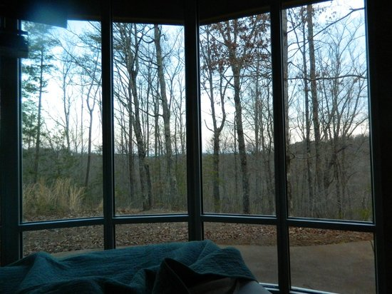 Butterfly Gap Retreat: room view
