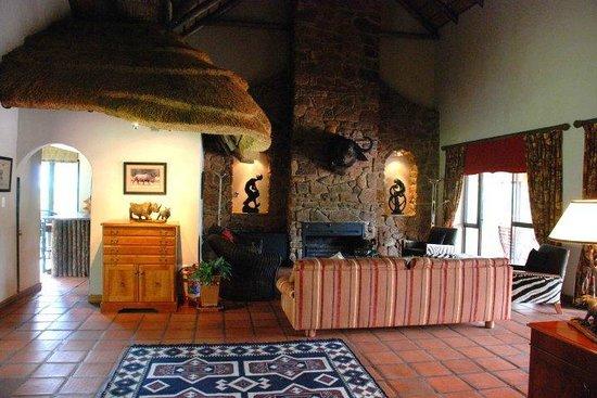 Thaba Khaya Lodge, Sable Ranch: At the Lodge