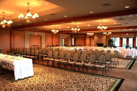 Morgan Creek Golf Course: Banquet Room