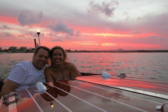 Noosa Dreamboats Classic Boat Cruises: A classic boat sunset cruise is an amazing way to see out the day