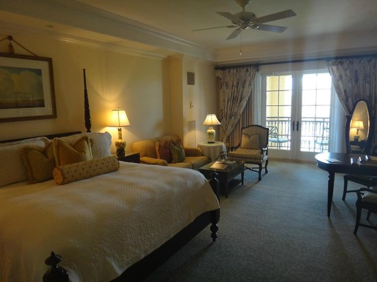 The Sanctuary Hotel at Kiawah Island Golf Resort: Room