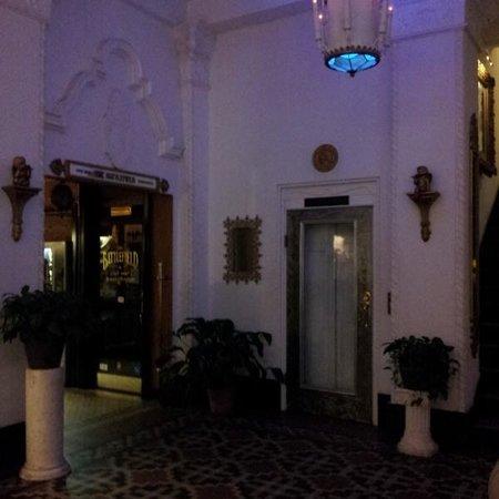 Park Hotel of Hot Springs: lobby