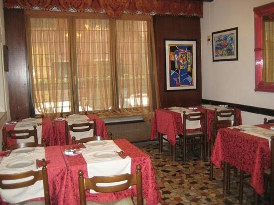 Hotel Hesperia: breakfast room