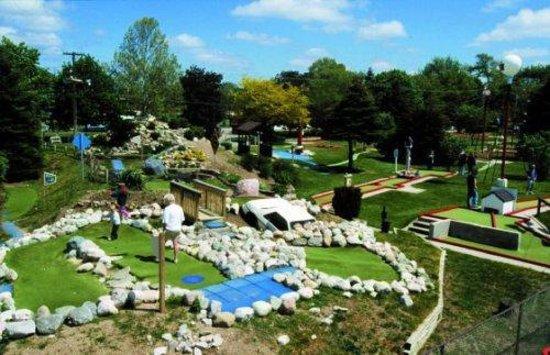 East Park Golf Gardens: Mini Golf