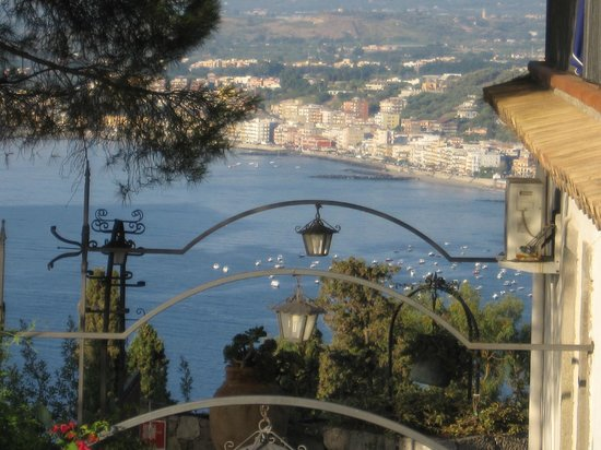Bel Soggiorno Hotel: テラスからの眺め