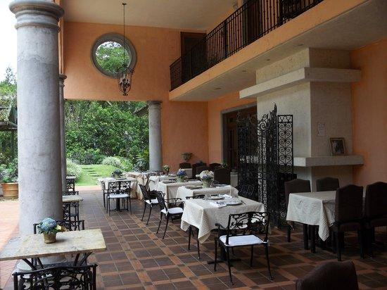 La Casa de Lourdes : Restaurant