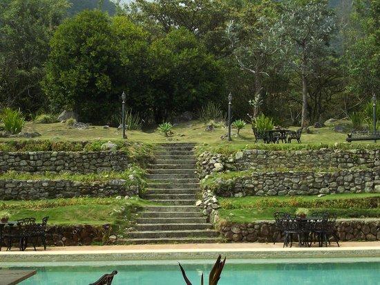 La Casa de Lourdes : View from the Table