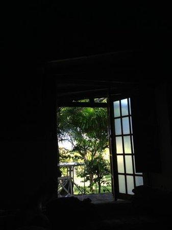 Pension Chez Tita et Lionel : View from room