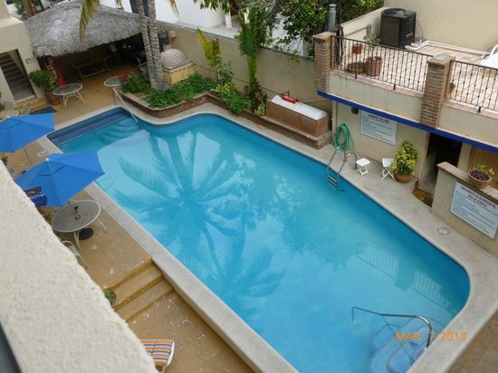 Las Gaviotas Resort: Lovely clean heated pool