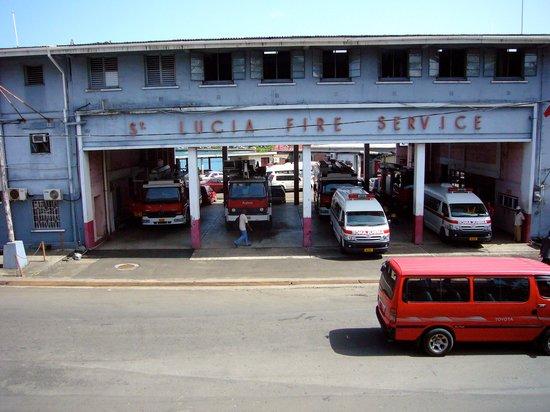 La toc battery fort castries tripadvisor - Toc toc la shop ...
