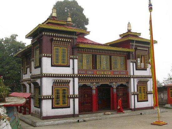 Bhutia Busty Gompa Monastery